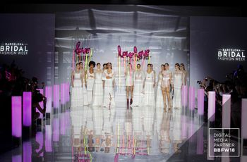 Abiti da sposa Rembo Styling 2019: la magia dello stile urban chic per donne alla moda