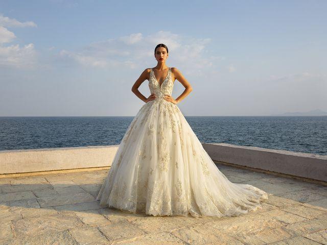 Abiti da sposa Demetrios 2019: il fascino di una collezione eterea e stravagante