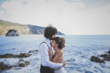 Forte come una roccia: l'amore ad alta quota di Raffaele e Gerardina