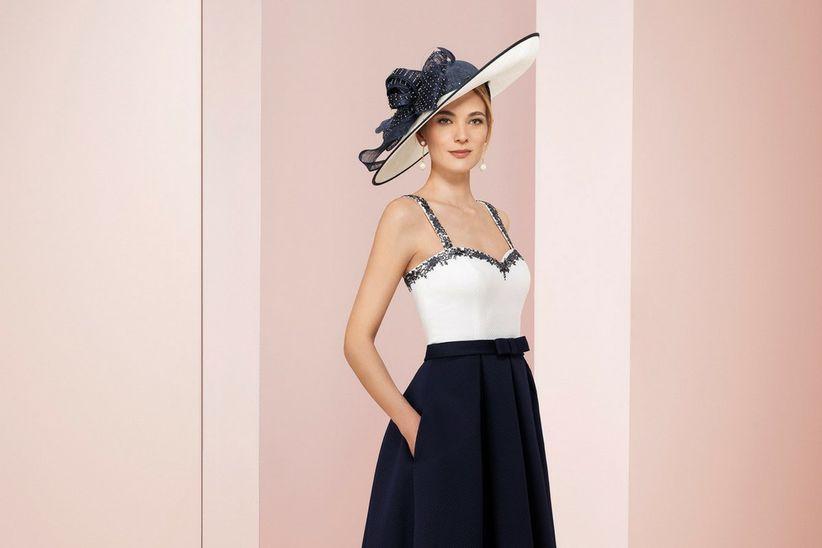 Abiti Eleganti Con Cappello.5 Proposte Di Cappelli Per Le Invitate