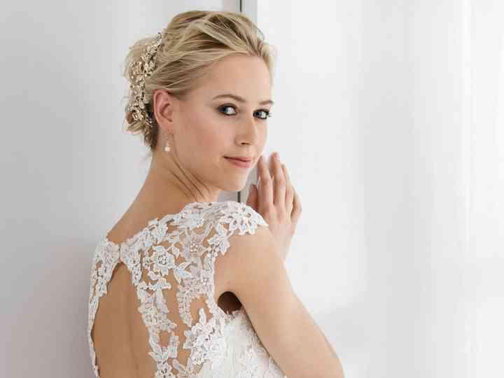 Eglantine Créations: la collezione di abiti da sposa 2019 che vi farà sognare