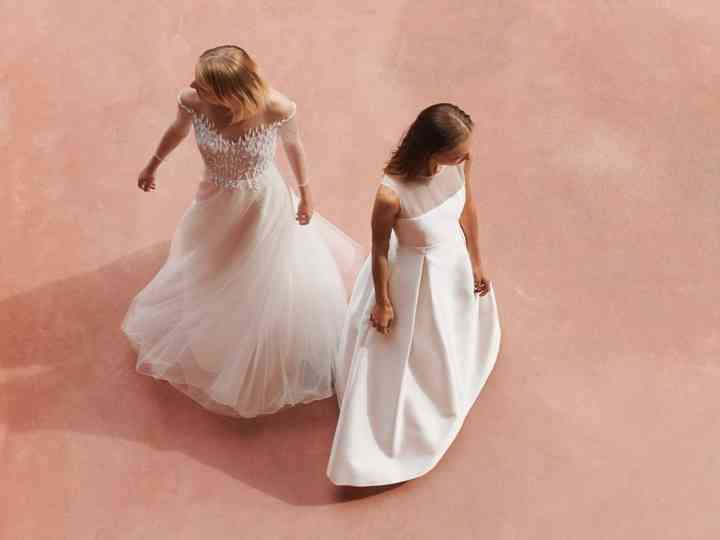 """I Do"": le fiabe contemporanee firmate Max Mara Bridal 2019"