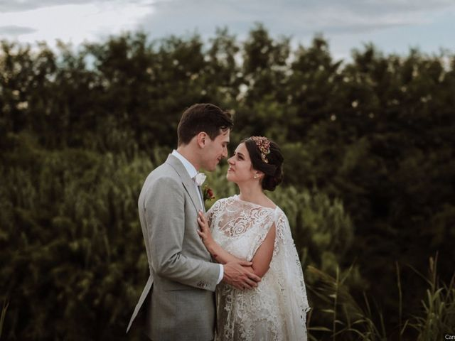 Scegli una persona che ti guardi come se fosse una magia: le nozze di Carlo e Veronica