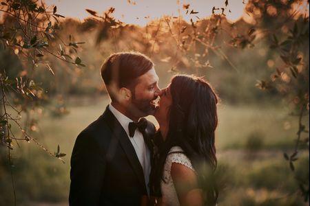 L'amore è piantare un ulivo: le nozze di Davide e Federica