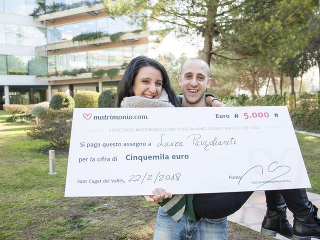 Concorso mensile di Matrimonio.com: 5000 euro vinti da Laura e Dario!
