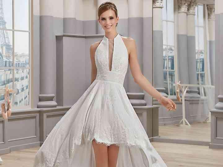 Vestiti Da Sposa Corti 2018.5 Buoni Motivi Per Scegliere Un Abito Da Sposa Corto