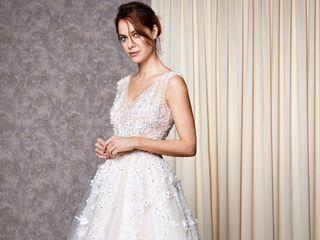 5 modelli di abiti da sposa per corporature molto magre