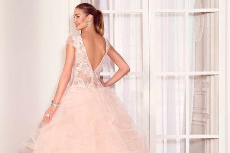 Abiti da sposa Delsa Couture 2019  il trionfo del lusso 418eb9be633