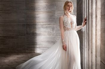 Il taglio dell'abito da sposa: quali tra questi è quello giusto per voi?