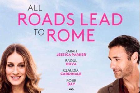 """Gli abiti da sposa di Maison Signore, protagonisti del film """"Tutte le strade portano a Roma"""""""