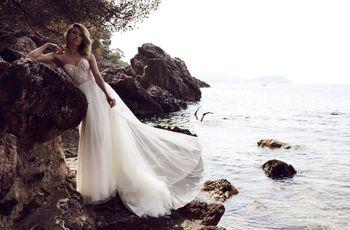 Abiti da sposa Justin Alexander 2019: quando il romanticismo contemporaneo gioca col vintage