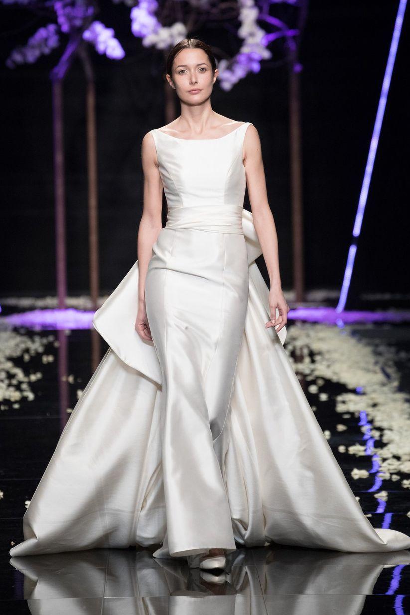 b78f191606b2 Abiti da sposa Antonio Riva 2019  l arte della moda nuziale
