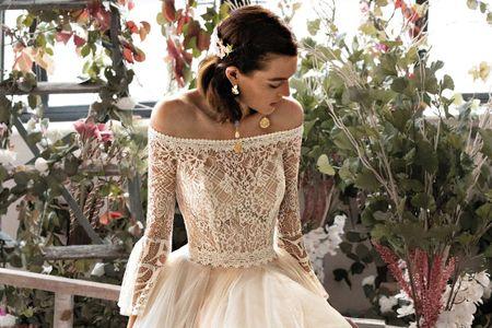 3 validi motivi per indossare l'abito da sposa dopo i 40