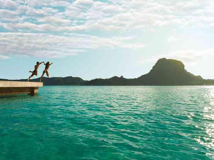 Luna di miele ne Le Isole di Tahiti: la meta perfetta per un