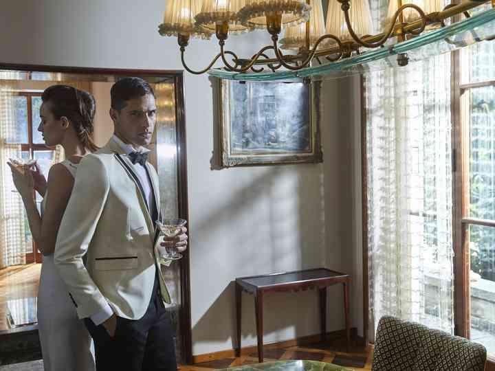 Abiti da sposo Thomas Pina: tutto il savoir faire maschile in una collezione all