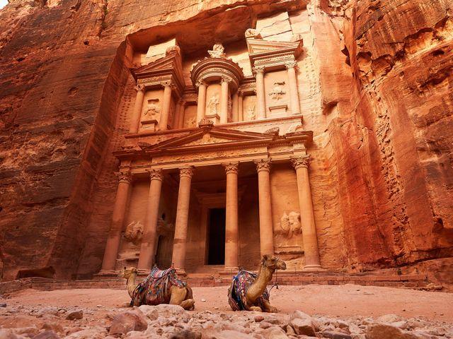 Luna di miele in Giordania: l'itinerario per due alla scoperta del paese dai mille volti