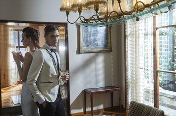 Abiti da sposo Thomas Pina: tutto il savoir faire maschile in una collezione all'avanguardia