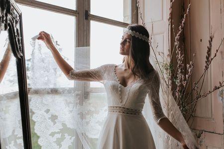 Esclusiva abiti da sposa 2020: Cymbeline presenta la linea Pour un Oui