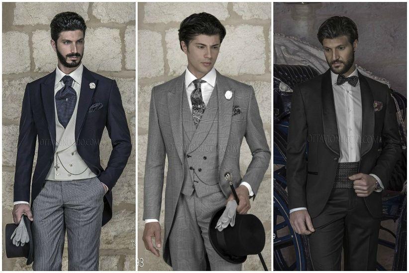 Matrimonio Uomo Stile : Ottavio nuccio abiti da sposo e cerimonia collezione