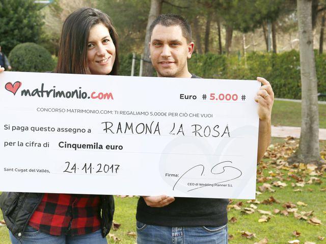 Chi sono i fortunati della 56ª edizione del concorso indetto da Matrimonio.com? Ramona e Leonardo!