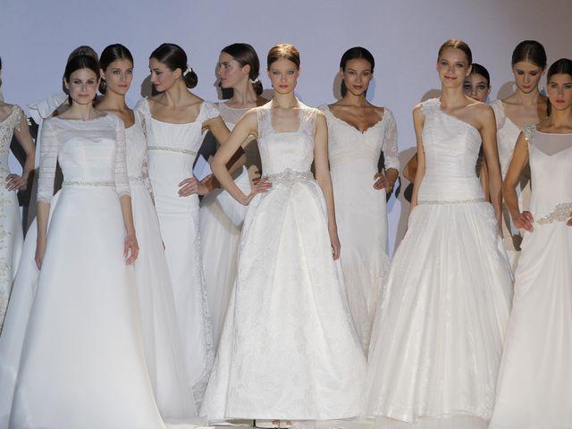 Collezione sposa 2014 Franc Sarabia e Francis Montesinos