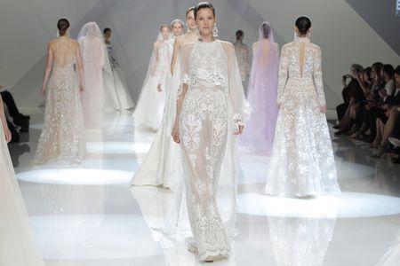 Vestiti da sposa 2018: le nuove collezioni della Barcelona Bridal Fashion Week