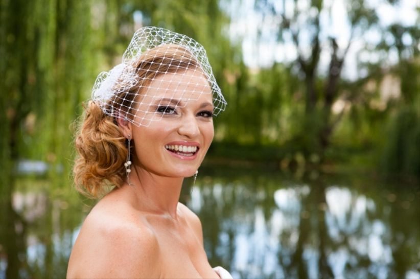 Acconciature sposa over 40