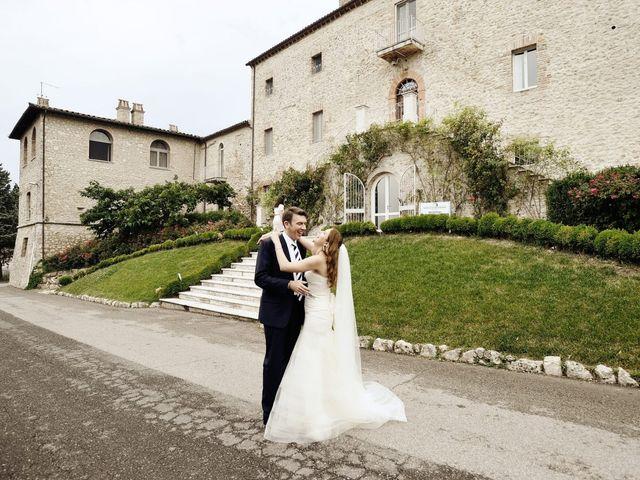 Le nozze magiche di Anastasia e Tom