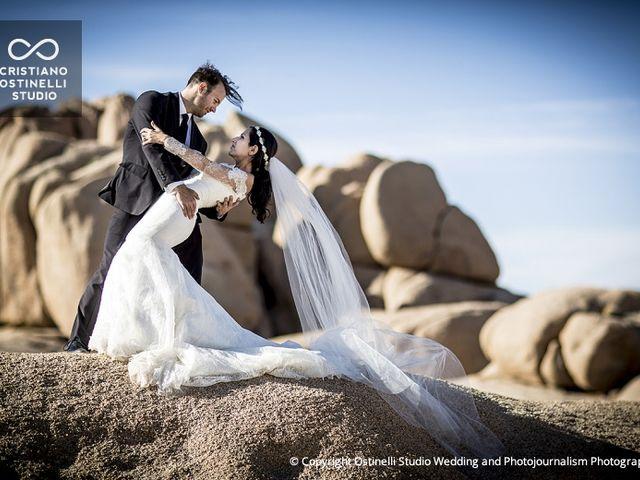Foto nel deserto per Mark e Paulette