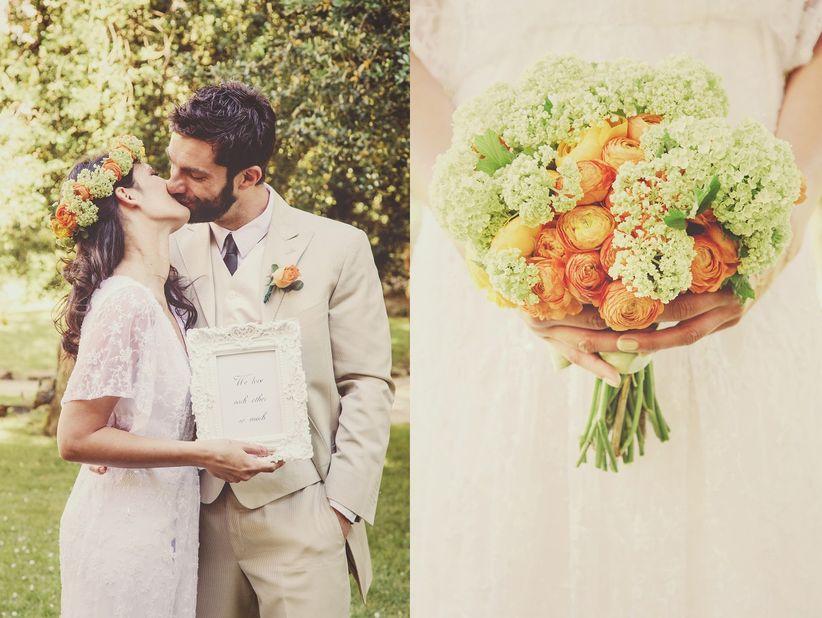 Decorazioni Matrimonio Bohemien : Matrimonio boho chic a firenze