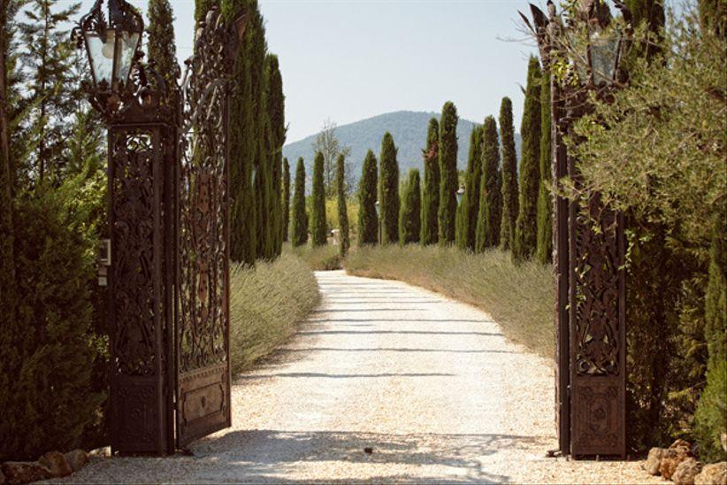 Matrimonio Di Lusso Toscana : Matrimonio di lusso irlandese in abbazia toscana