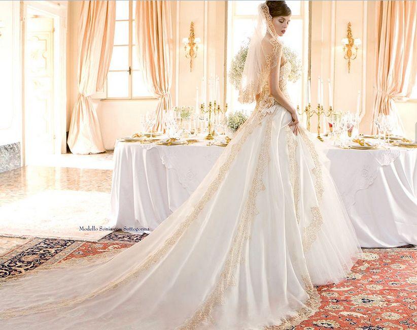 Collezione sposa 2014 Atelier Aimée Montenapoleone 9d257d80bbc