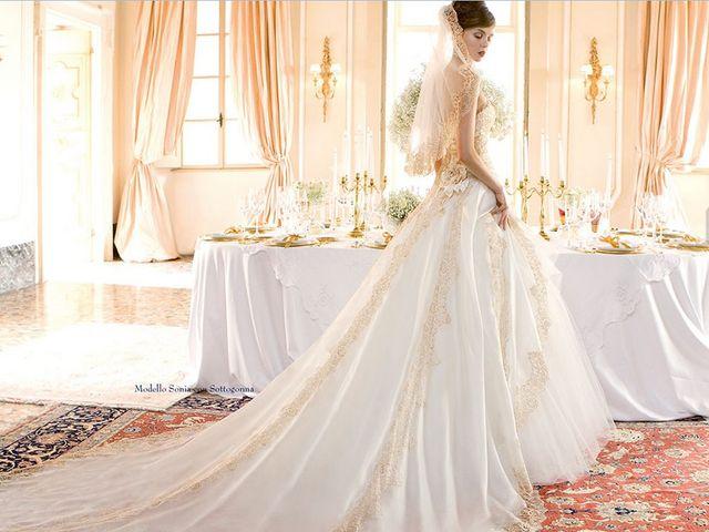 Collezione sposa 2014 Atelier Aimée Montenapoleone