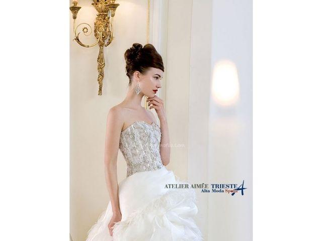 10 abiti da sposa estivi 2014
