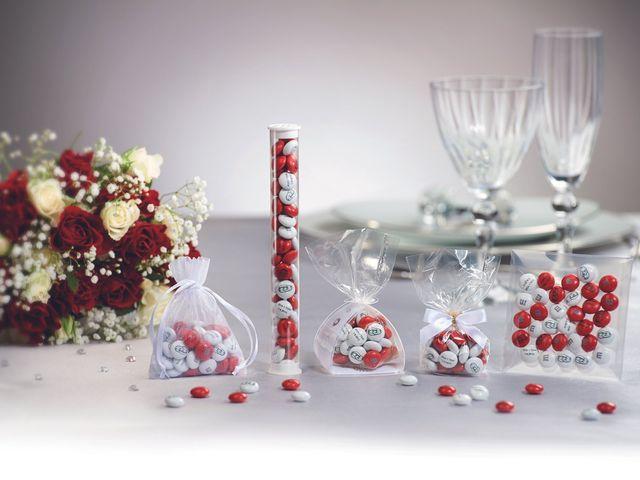 5 buone ragioni per scegliere M&M's per il vostro matrimonio