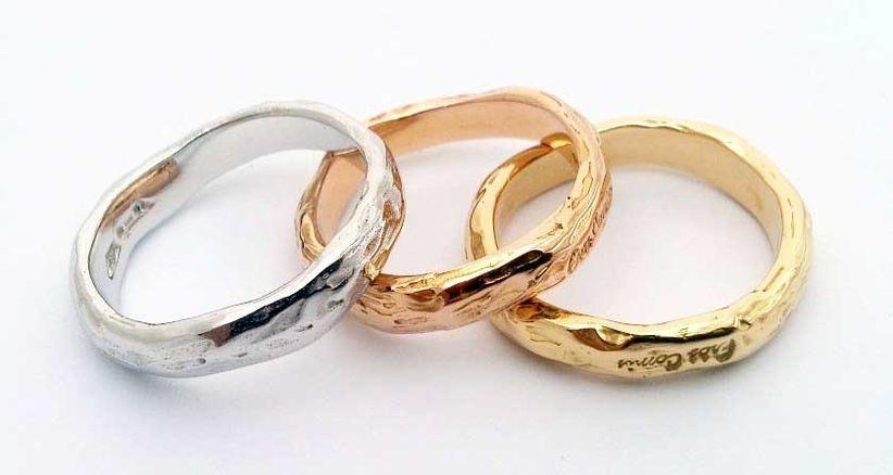 Preferenza Fedi nuziali e anelli di fidanzamento non convenzionali IY11