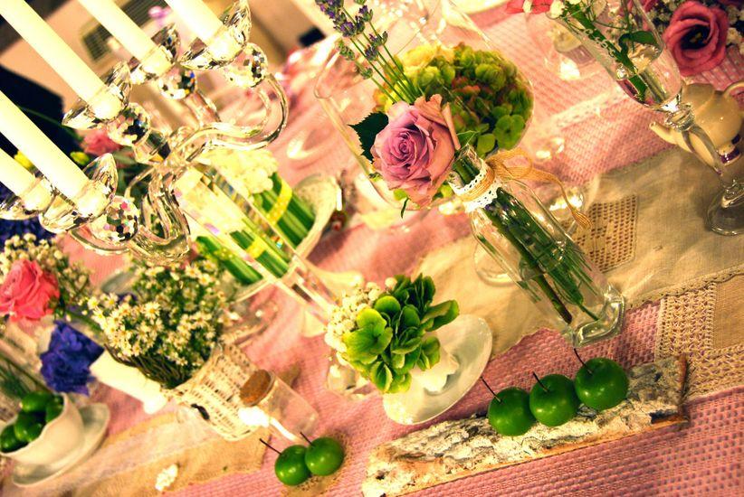 Come Organizzare Un Matrimonio Country Chic : Come organizzare un matrimonio in stile shabby chic
