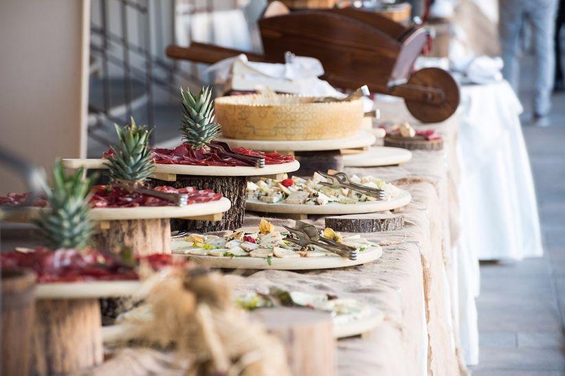 Decorazioni Buffet Fai Da Te : Consigli per un buffet di matrimonio impeccabile