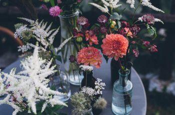 Flower revolution: tutte le migliori decorazioni per un matrimonio a tema fiori