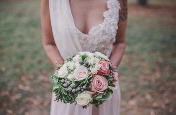 """Bouquet sposa 2018: stili e tendenze per la vostra """"poesia tra le mani"""""""