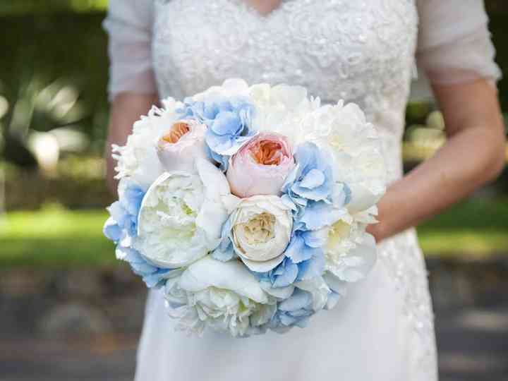 45 bouquet di peonie che dovete assolutamente vedere prima delle nozze!