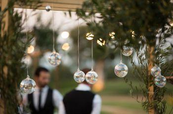 """La perfezione sta nelle forme: 32 idee per un matrimonio a """"tuttotondo"""""""