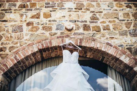 Come conservare l'abito da sposa dopo le nozze?