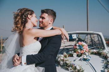 Ingressi trionfali: 15 tipi di trasporto per gli sposi