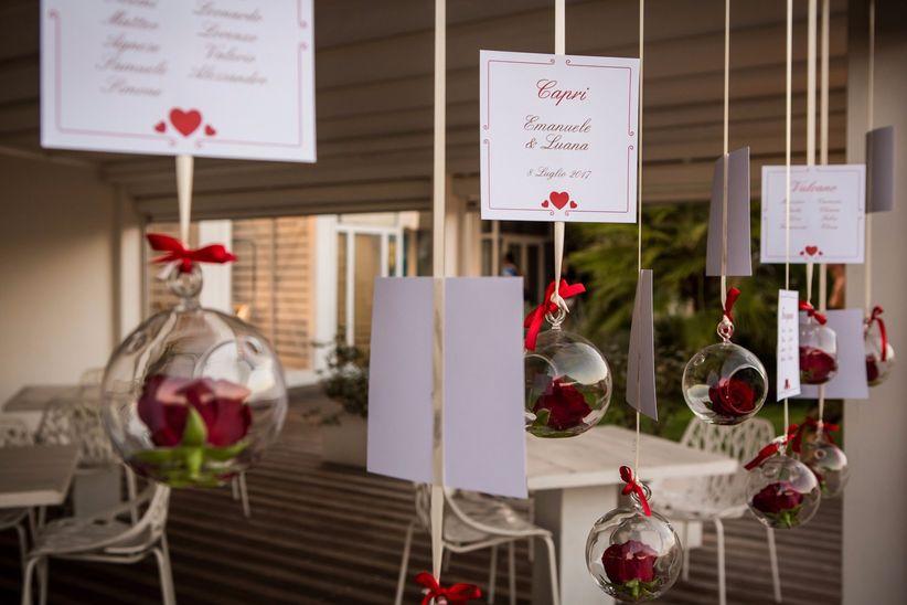 Dare i nomi ai tavoli i trucchi che gli sposi dovrebbero conoscere