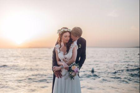 5 cose di cui non preoccuparsi il giorno delle nozze