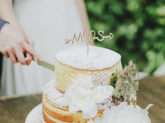 8 cake topper originali per una torta nuziale di tendenza