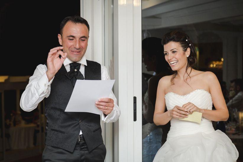 Popolare Come sorprendere gli sposi il giorno delle nozze YL83