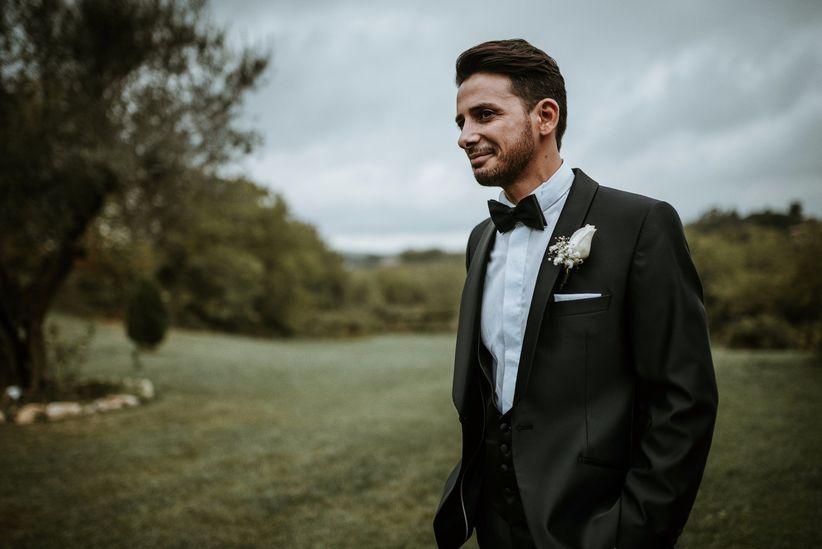 Abito uomo per matrimonio di giorno
