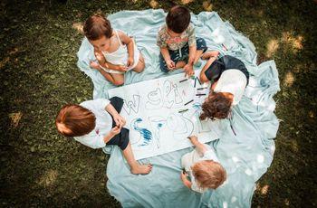 Bambini a nozze! 6 idee regalo creative per stupirli